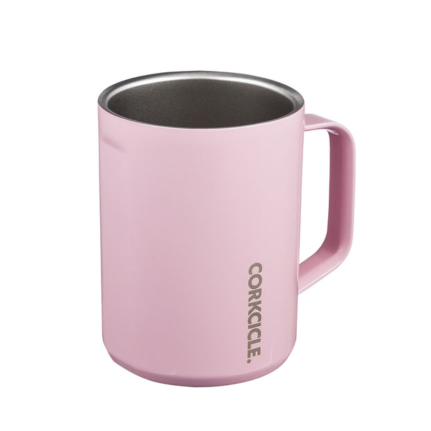 Corkcicle - Classic Insulated Mug 475ml - Rose Quartz