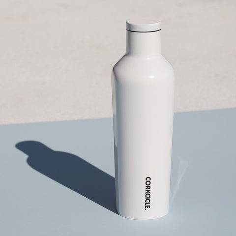 Corkcicle - Dipped Canteen 750ml - White