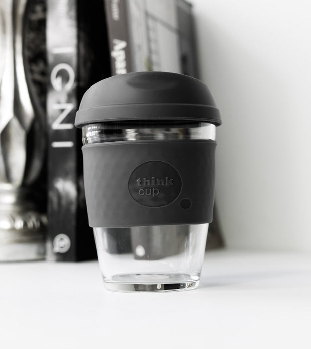 Think Cup 12 Oz - Charcoal