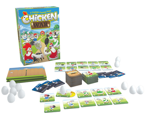 Think Fun - Chicken War Game