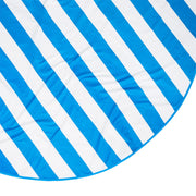 Dock & Bay - Beach Towel Round Collection - Bondi Blue