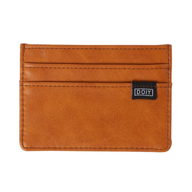 Doiy Honom Card Wallet Brown