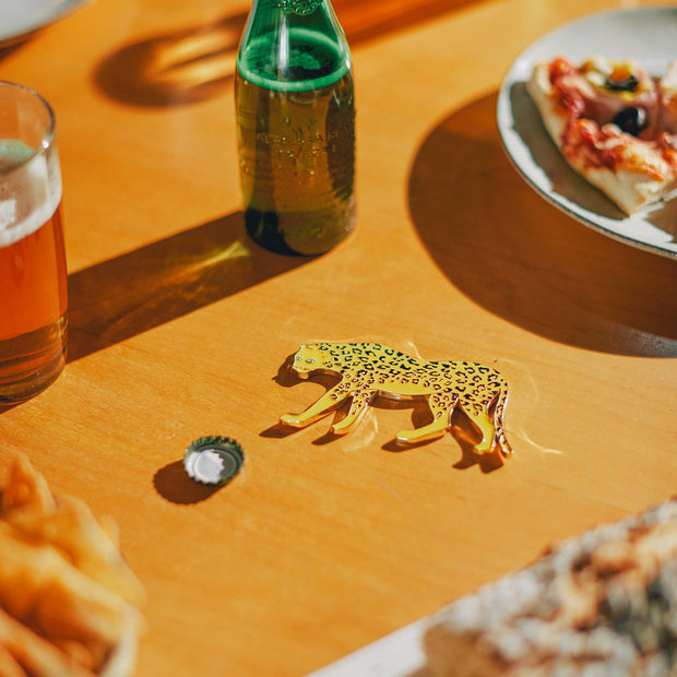 Doiy: Savanna Bottle Opener - Cheetah