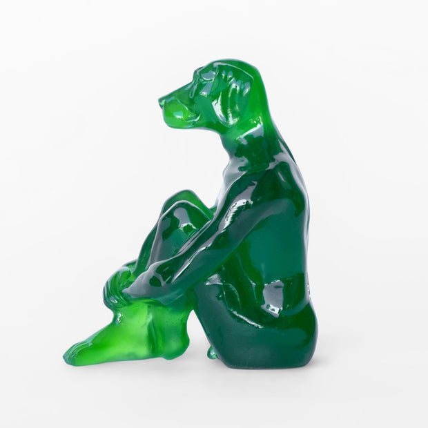 Gillie & Marc Art - Mini Dogman - Green