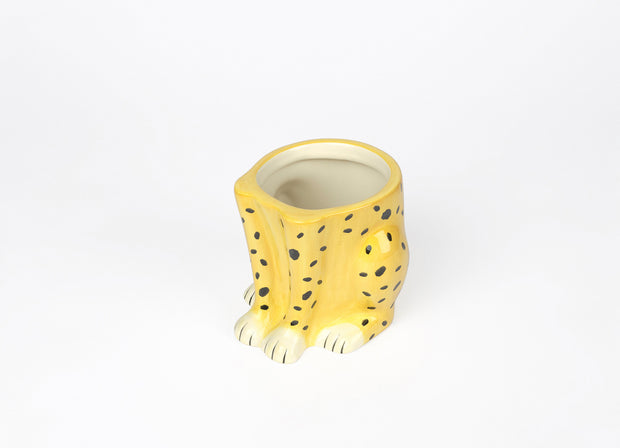 Doiy - Urban Jungle Cheetah Plant Pot