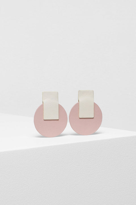 ELK - Anni Earrings - Ivory/Nude
