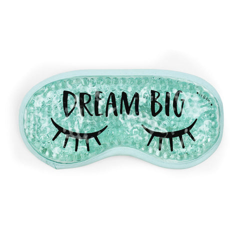 Dream Big - Gel Eye Mask