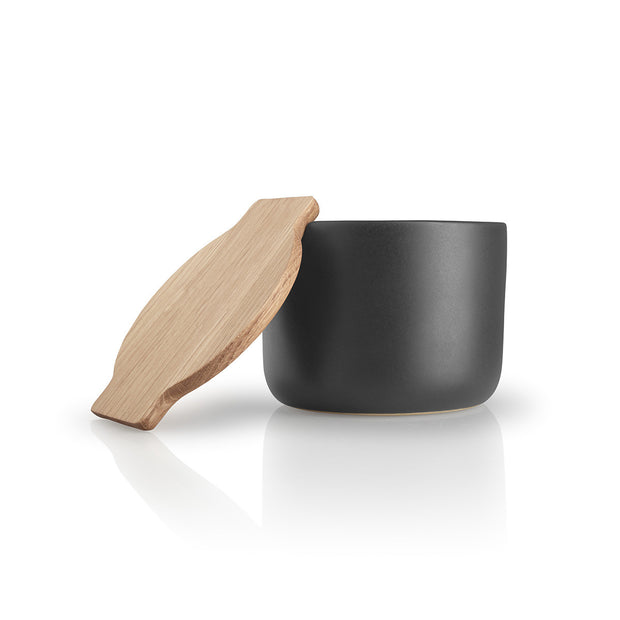 Eva Solo - Nordic Kitchen Salt Cellar With Lid - Black