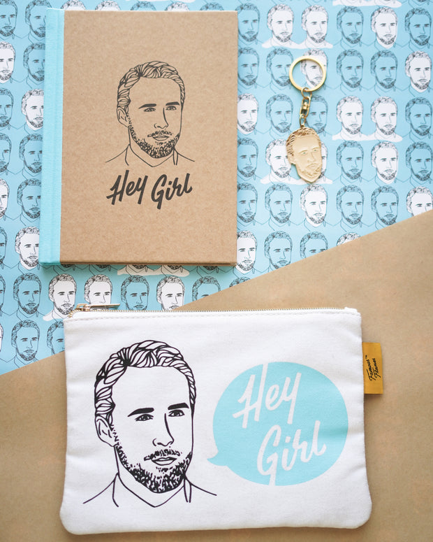 Famous Flames Hey Girl Gift Set