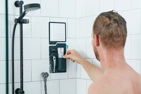 The Oliver Shower Mirror