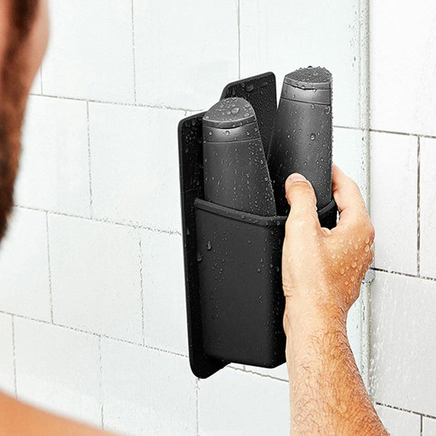 Tooletries - The Frank Shower Caddy - Charcoal