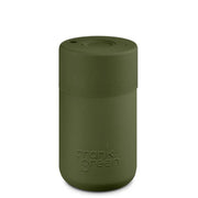 Frank Green - Original Reusable Cup: Khaki 12oz