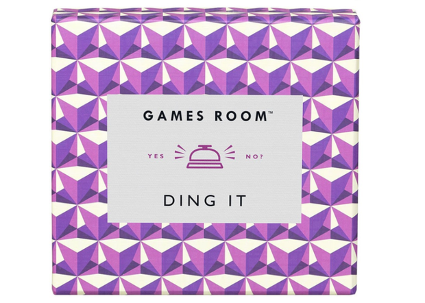 Ridley's 'Games Room' - Ding It Game