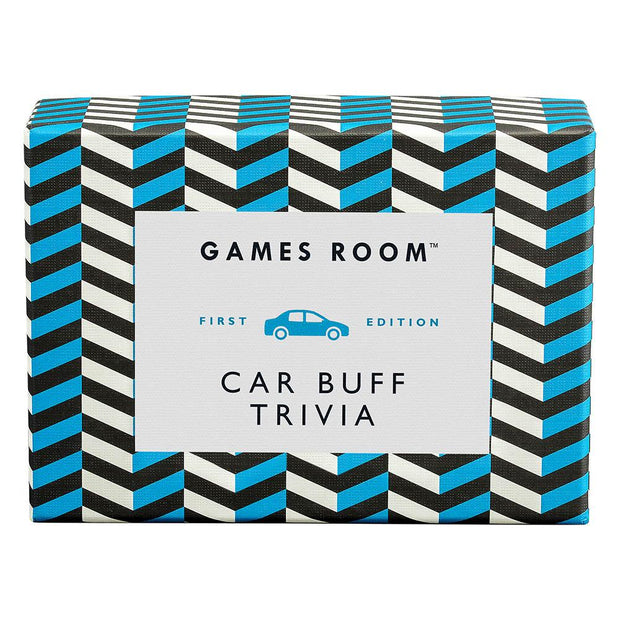 Ridley's Games Room - Car Buff Quiz