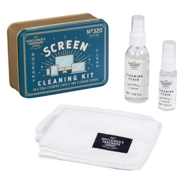 Gent's Hardware Screen Cleaning Kit