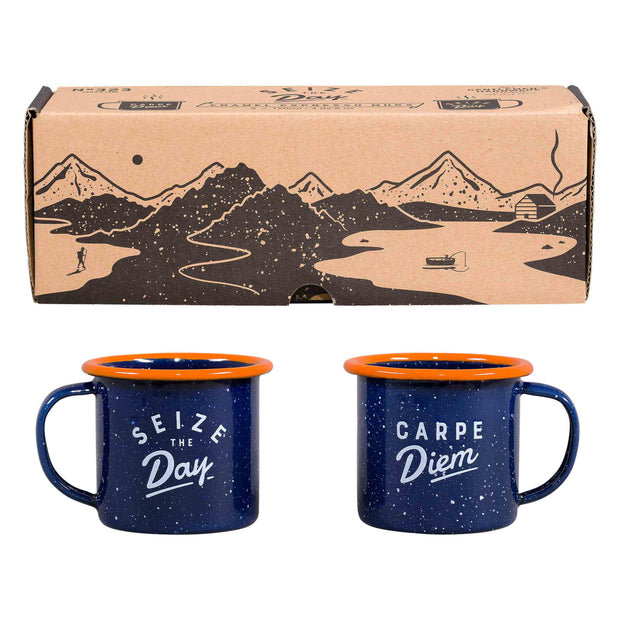 Gent's Hardware Seize The Day Espresso Set