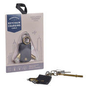 Gent's Hardware - Keychain Charging Cable