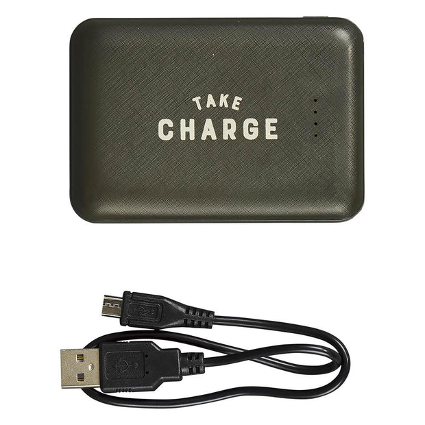 Gent's Hardware - Take Charge Power Bank