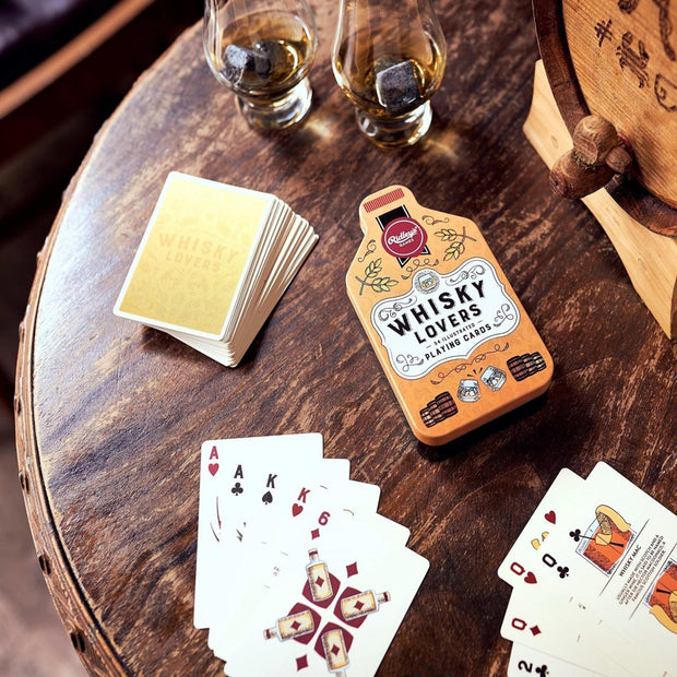 Ridley's Whisky Lovers Playing Card Game