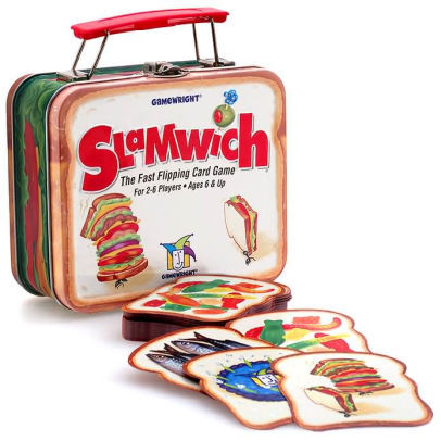 Slamwich Deluxe Tin Game