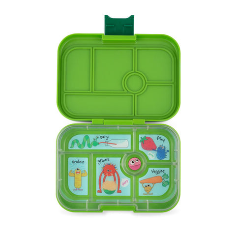 Yumbox - Original Lunchbox - Go Green