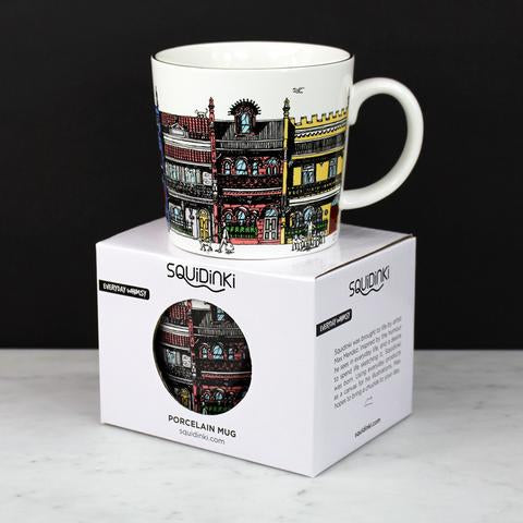 Squidinki - Inner City Mug