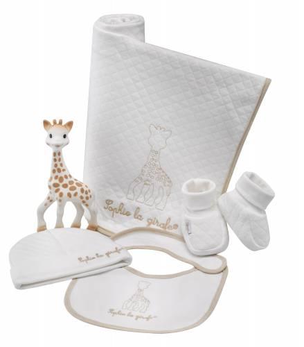 Sophie the Giraffe - So Pure My Birth Outfit