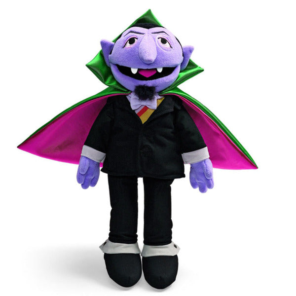 Sesame Street Count Von Count Soft Toy