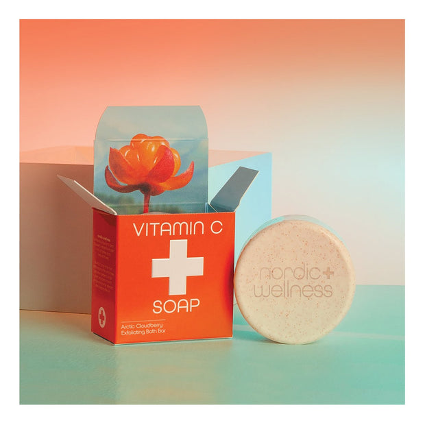Kalastyle - Nordic & Wellness Vitamin C Soap
