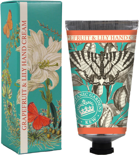 The English Company - Grapefruit & Lily Hand Cream