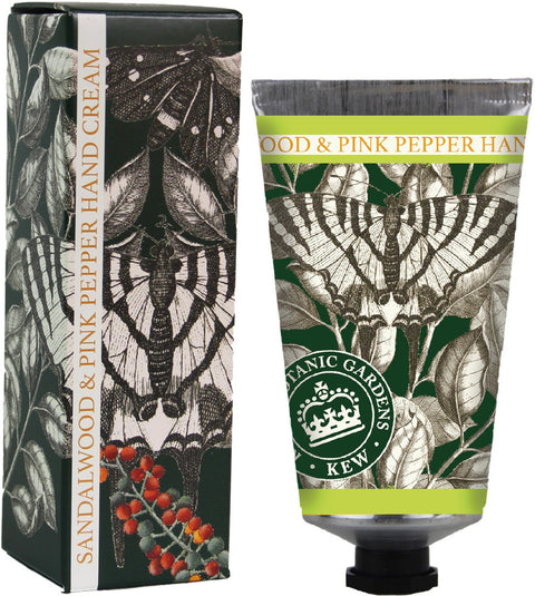 The English Company - Sandalwood & Pink Pepper Hand Cream