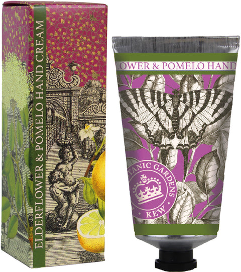 The English Company - Elderflower & Pomelo Hand Cream