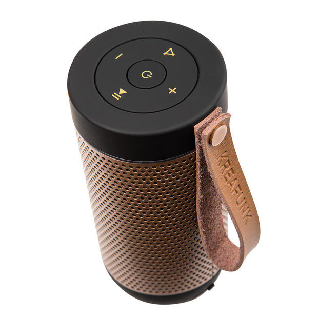 Kreafunk - Afunk Bluetooth Speaker - Black