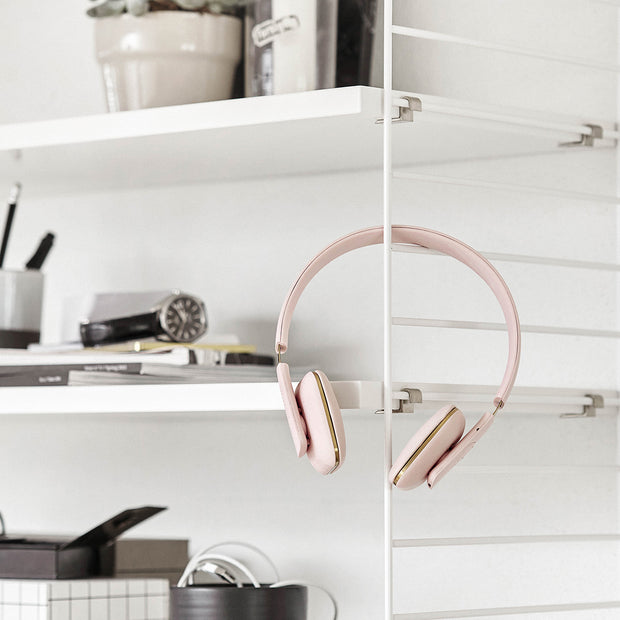 Kreafunk - Ahead Headphones Dusty Pink