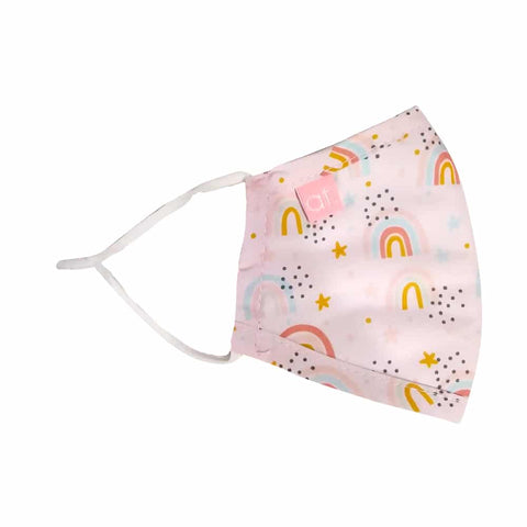 Annabel Trends - Face Mask - Kids Rainbow