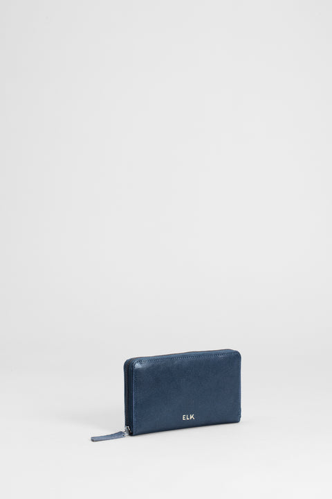 ELK - Steel Blue Idre Wallet