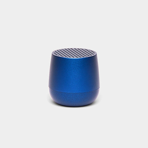 Lexon - Mino Blue Portable Bluetooth Speaker