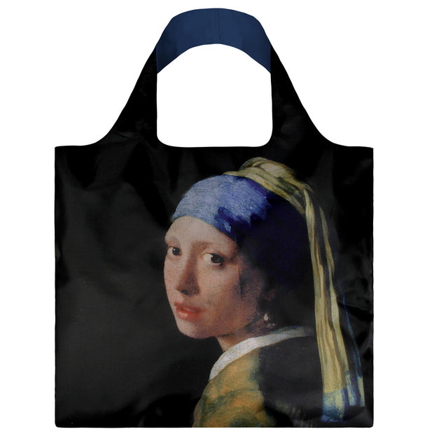 LOQI - Shopping Bag Museum Collection: Girl With A Pearl Earring