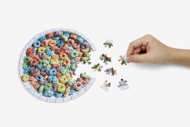 Areaware Little Puzzle Thing - Cereal