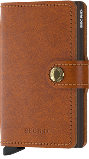 Secrid - Miniwallet - Original Cognac-Brown