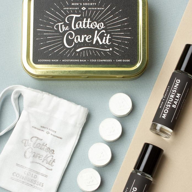 Men's Society - Tattoo Care Kit