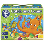 Orchard Game - Catch and Count