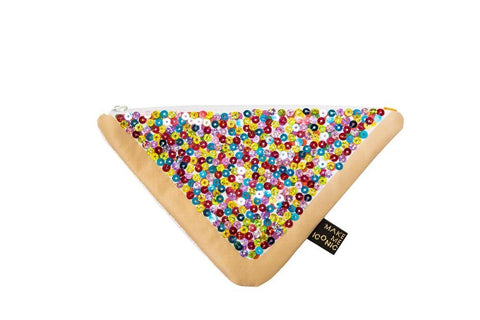 Make Me Iconic Fairy Bread Sequin Purse