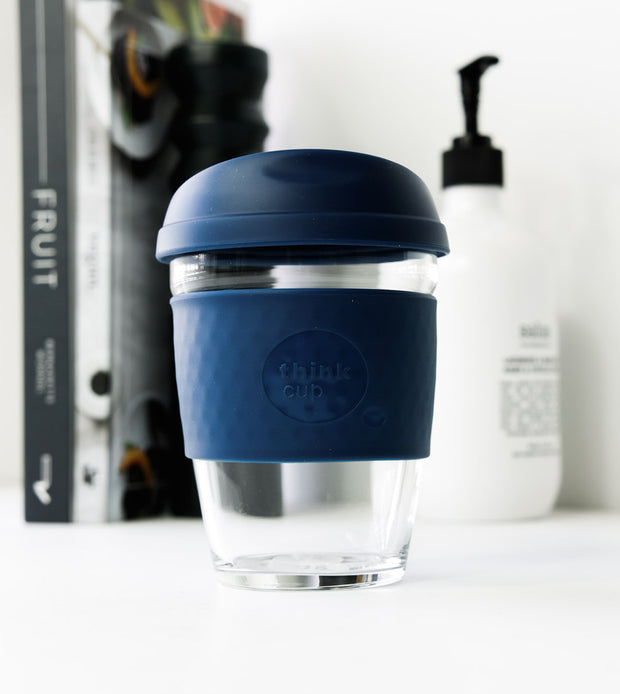 Think Cup 12 Oz - Marine