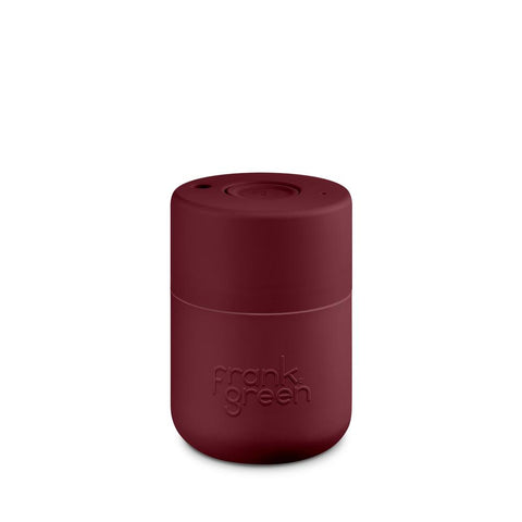Frank Green - Original Reusable Cup: Merlot 8oz
