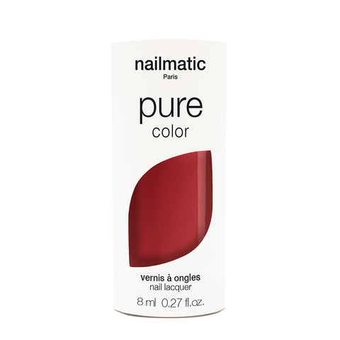 Nailmatic: Pure Color Nail Polish - Anouk Rosewood Brick