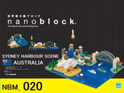 Nanoblock Sydney Harbour Bridge Scene