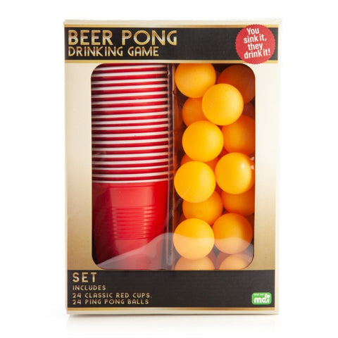 Drinking Game - Beer Pong