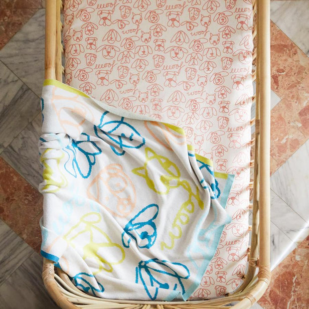 Sage x Clare - Nino Baby Blanket