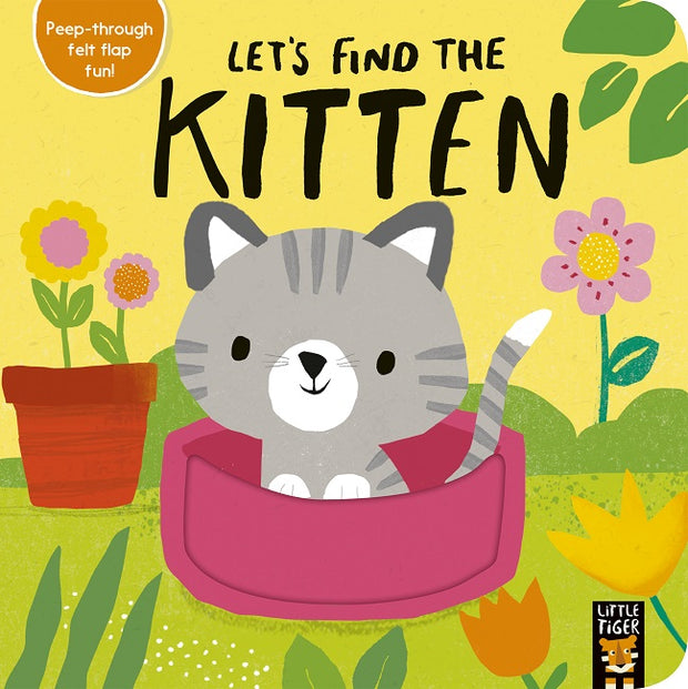 Let's Find the Kitten by Alex Willmore